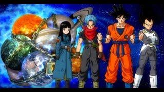 Dragon Ball Heroes Prision Planet Arc Trailer.