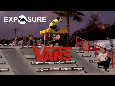 World's biggest all-female skateboard contest | Exposure Skate 2019 |  Transworld Skateboarding