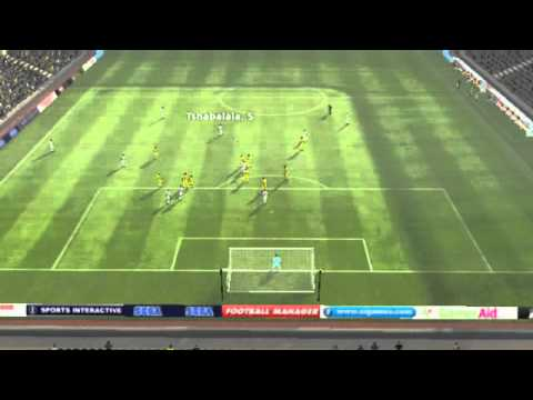 Black Leopards vs Kaizer Chiefs - Tshabalala Goal 73 minutes