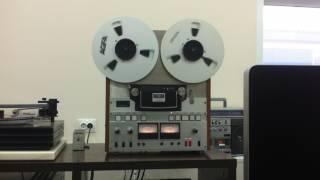 OTTO RD-9600 19, 38. Редкость. Высшее качество звука, звучания. Самая верхняя модель.