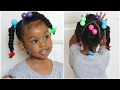 Ponytails & Twists | Cute Hairstyles for Kids