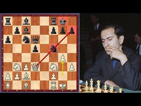 Clash Of Titans! Mikhail Tal vs Nigel Short
