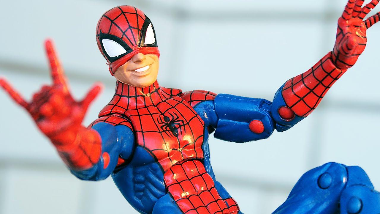 14 июн 2014. Фигурка marvel legends amazing spider man 2.