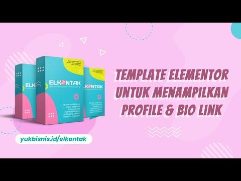 elkontak---template-elementor-untuk-menampilkan-halaman-profile-dan-bio-link