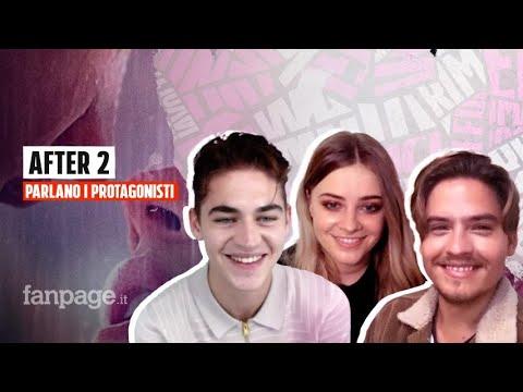 After 2, Josephine, Hero e Dylan: 'Trevor costringe Tessa e Hardin ad affrontare i loro problemi'