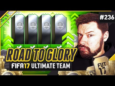 SILVER CHAMPS INVESTMENTS! - #FIFA17 Road to Glory! #236 Ultimate Team
