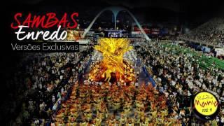 🔴 Radio Mania - Sambas Enredo Históricos #Programa01