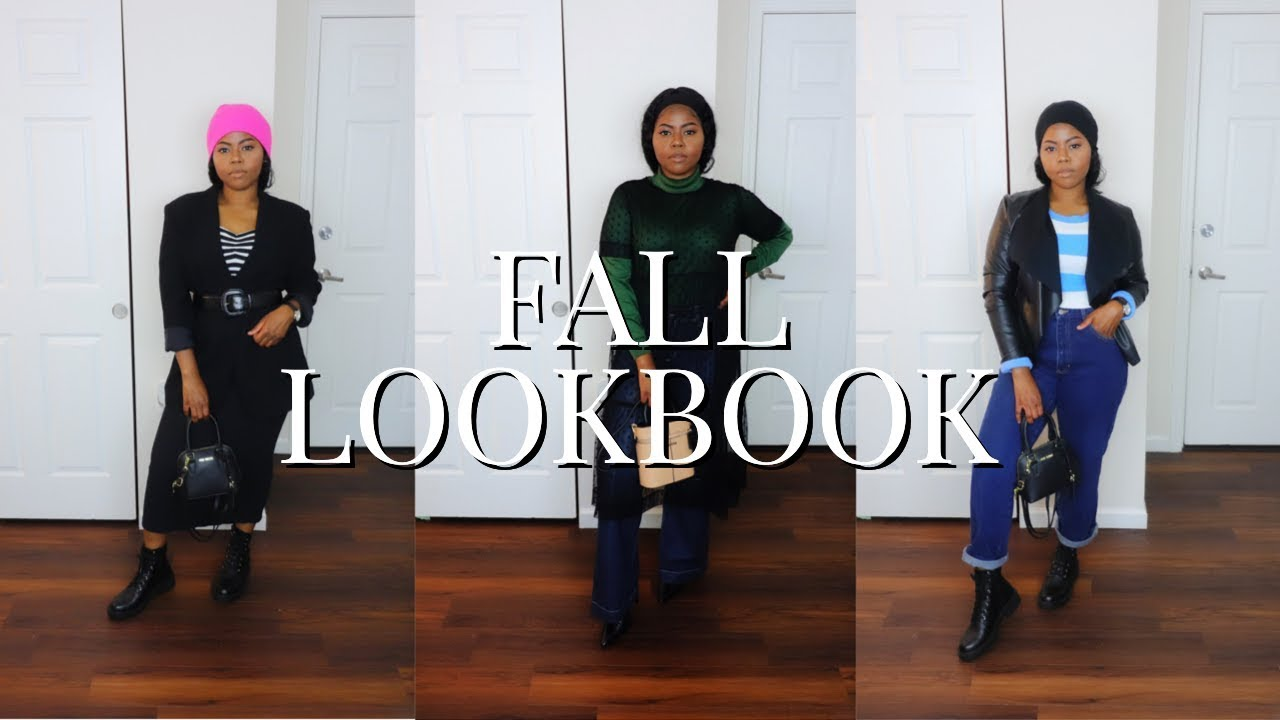 SUMMER TO FALL TRANSITION OUTFITS ! | Women's Fashion