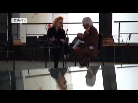 Rebecca Horn - Praemium Imperiale Prizewinner 2010 | euromaxx