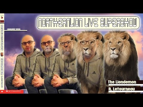 The Northernlion Live Super Show! [January 8th, 2018]