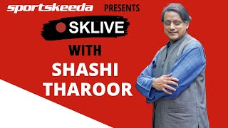 Exclusive: #SKLive with Dr. Shashi Tharoor screenshot 4