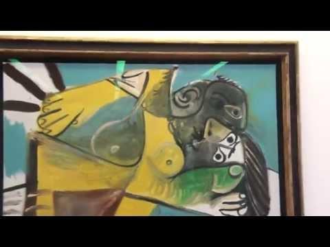 Pablo Picasso - Museum Frieder Burda à Baden-Baden