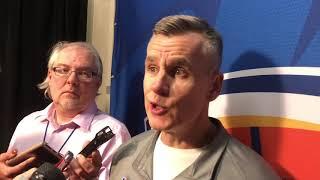 Thunder - Billy Donovan vs Raptors (Game 32 of 82)