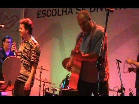 Jefferson Gonçalves no MAM - Just Your Fool