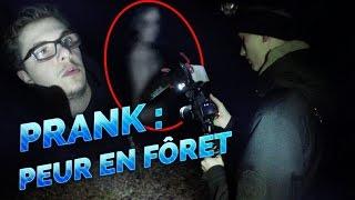 PRANK : PEUR EN FÔRET POUR TIM ! DYLAN DEL REY feat. TIM