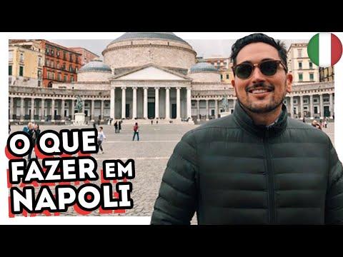 ROUPA SUJA EM NAPOLI - ITALIA #1