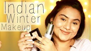 Winter Makeup essentials for glowing skin {Delhi Fashion Blogger}
