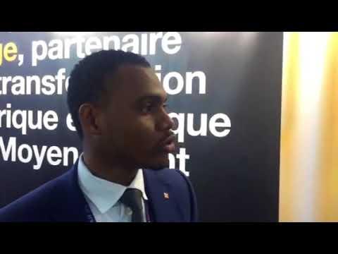 Africa CEO Forum 2018. Extra Lobby Business Premium Stand Round Up. Abidjan Sofitel Ivoire