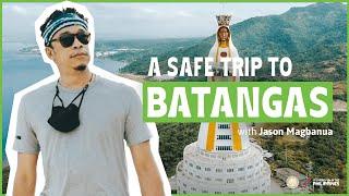 Jason Magbanua Takes You On A Wonderful Vyahe! | Batangas