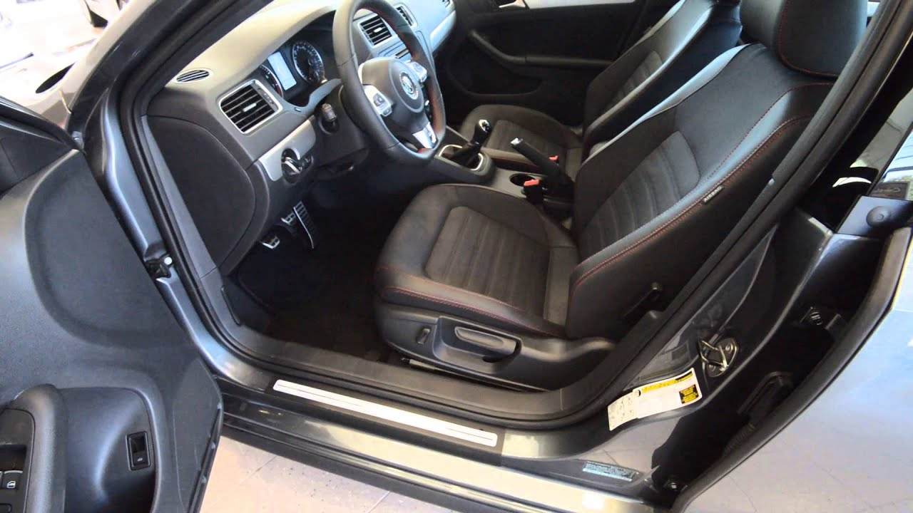 2014 Volkswagen Jetta Gli Turbo Manual All New At Trend