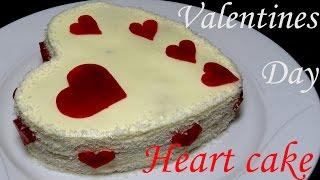 làm bánh TÌNH YÊU đẹp nhất hình TRÁI TIM cho ngày VALENTINE - lễ hội Tình Nhân người ĐANG & ĐƯỢC YÊU