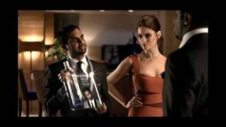 CIROC VODKA: Smooth Off- Diddy & Aziz Ansari