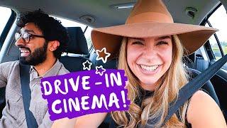 Secret Cinema Drive-In at Goodwood - Vlog