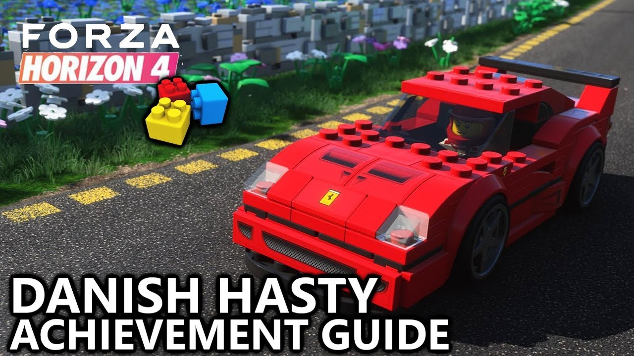 Forza Horizon 4 Lego Speed Champions Bowler Hat Trick Discovery Challenge By Kicknazz Games Smash through a breakable item. forza horizon 4 lego speed champions