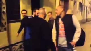 Oxxxymiron бухой поёт 'Несчастный случай'