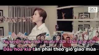 [Karaoke] Bảo Thy - Càng Khó Càng Yêu