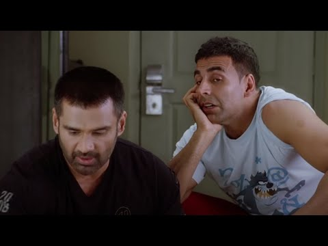 Akshay Kumar and Sunil Shetty Best Comedy Scenes | De Dana Dan Best Scenes