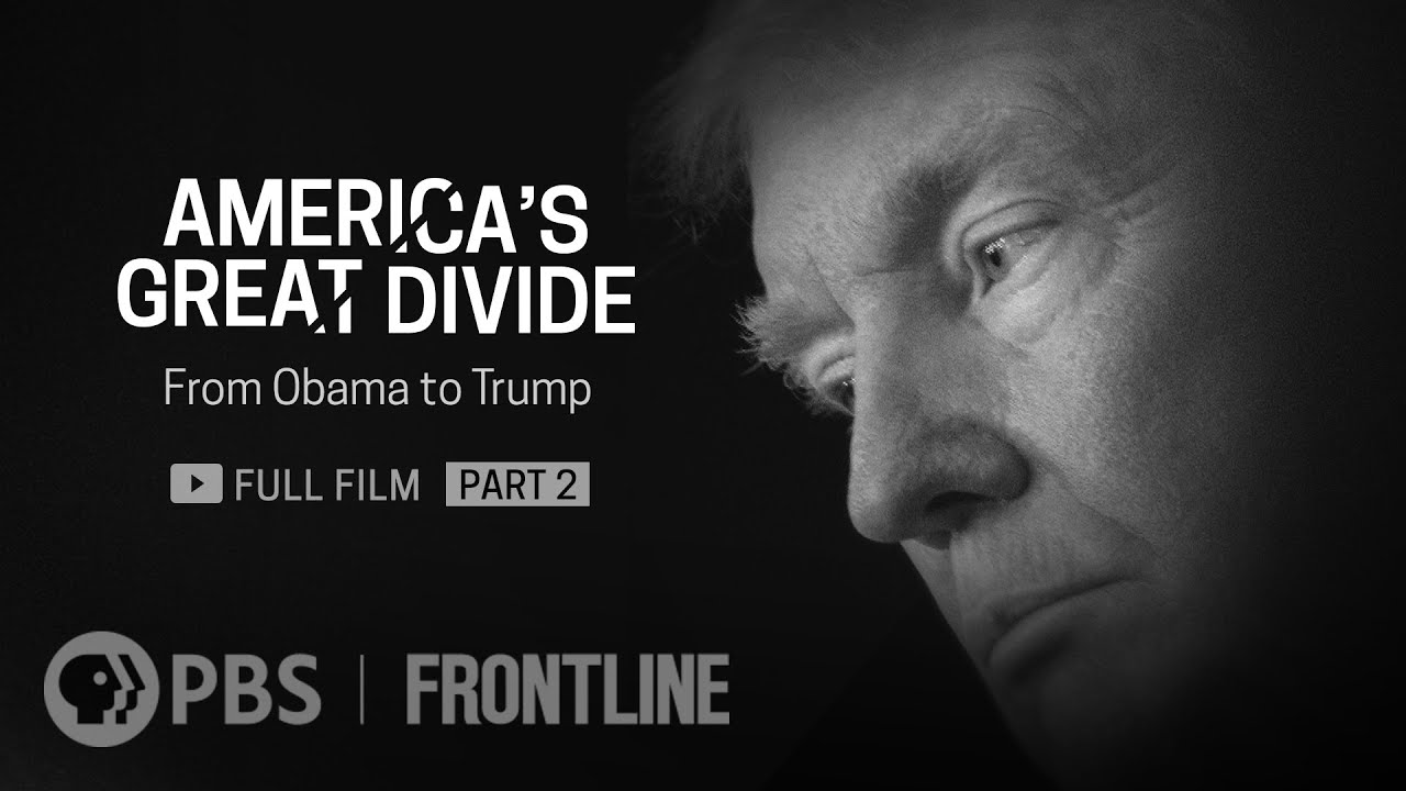America's Great Divide, Part 2 (full film) | FRONTLINE