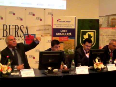 """Întrebări și răspunsuri Partea I- Conferinţa """"AGRI-BUSINESS PE PROFIT"""""""