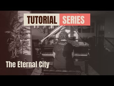 """The Eternal City"" by Michele McLaughlin (Tutorial)"