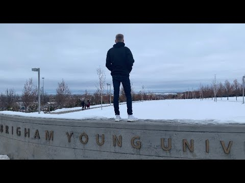 Brigham Young University Idaho: a Winter Wonderland