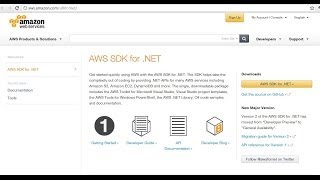 send email using the amazon ses api net sdk c amazon web services simlple email service