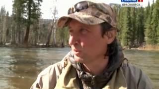 Река Амыл  Портрет реки  Сибирская рыбалка  Из цикла  Реки России