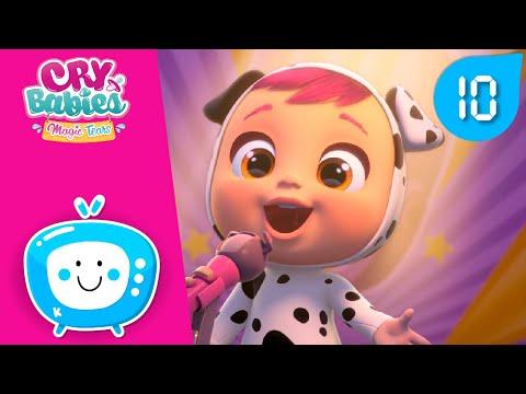 Episodi completi ✨ seconda stagione 🌈 CRY BABIES 💧 MAGIC TEARS 💕 Video lungo 10 min