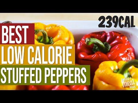 Healthy Dinner Recipe [ Stuffed Bell Peppers ]: Easy & Enjoyable Stuffed Peppers Recipe