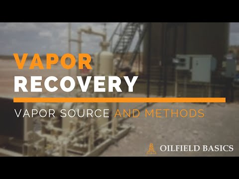 Flash Gas and Vapor Recovery