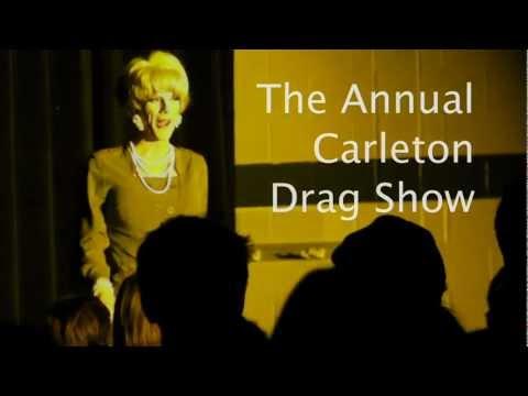 Carleton College Drag Show
