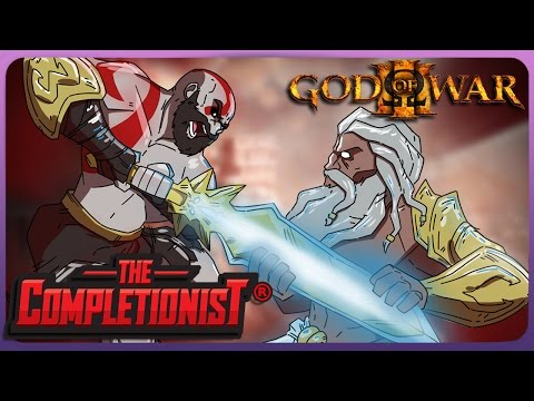 God of War 3: Kratos' Last Hurrah! - The Completionist Review