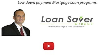 low down payment Mortgage loan