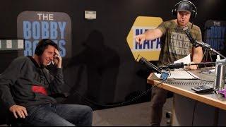NFL Player Sings Jason Aldean on the Bobby Bones Show