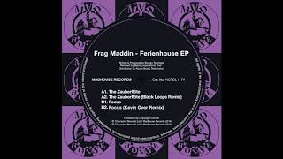 Frag Maddin - The Zauberflöte [Madhouse Records]