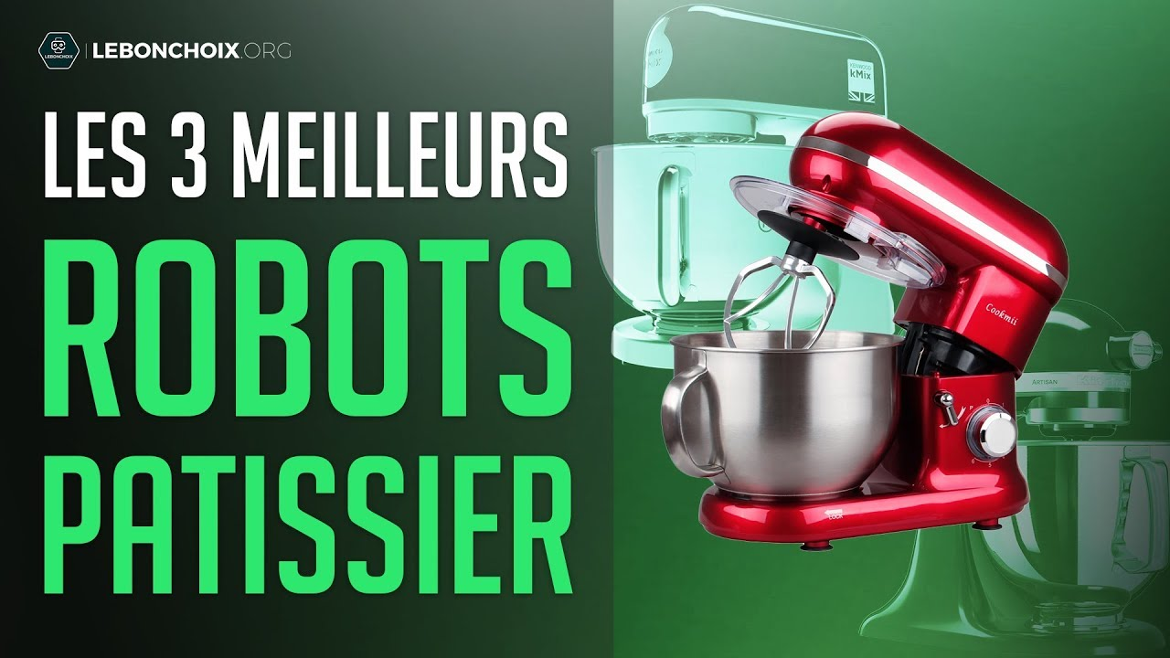 Meilleur Robot Patissier 2020 Comparatif Test Youtube
