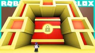 Finding a ROBLOX SECRET TEMPLE!!