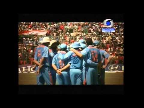 Jeetegi Meri Dhoni Ki India-Final Relay Of Cricket World Cup 2011 - DD National (Doordarshan)