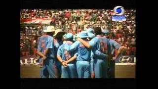 Jeetegi Meri Dhoni Ki India-Final Relay Of Cricket World Cup 2011 - DD National (Doordarshan)