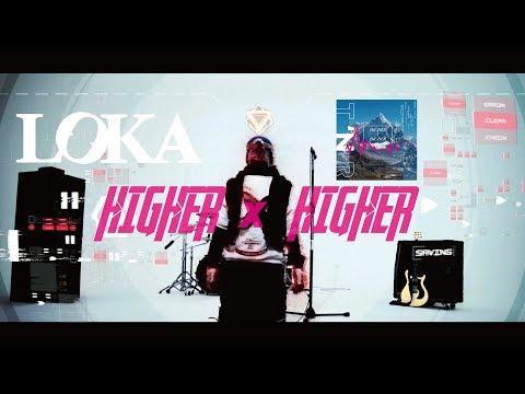 """LOKA """"HIGHER x HIGHER"""" Official MV"""